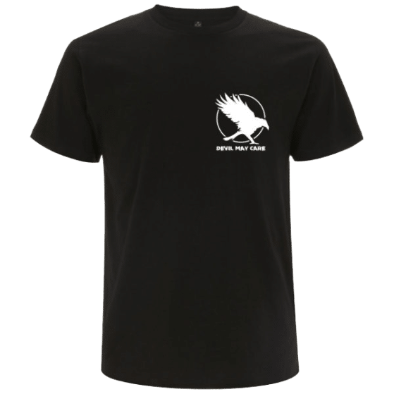 Devil May Care Merch T-shirt Crow